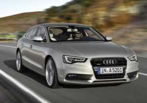 Audi A5, 1 поколение, рестайлинг, лифтбек Sportback
