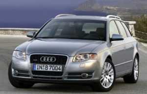 Универсал Audi А4 B7 Avant