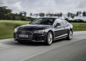 Audi A5, 2 поколение, купе