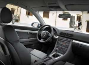 Салон Audi А4 B7 Avant