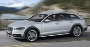 Audi A6 Allroad Quattro (A6 C7)