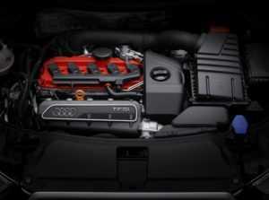 Двигатель Audi RS Q3