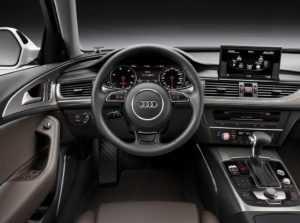 Салон Audi A6 Allroad Quattro