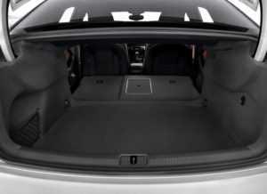 Интерьер Audi A3 Sedan