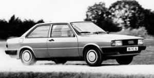 2-дверный седан Audi 80 B2