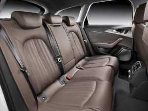 Интерьер Audi A6 Allroad Quattro
