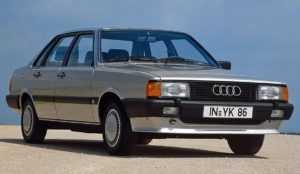 Седан Audi 80 B2