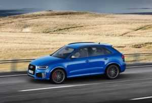 Ауди RS Q3 performance