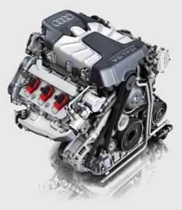 Двигатель V6 TFSI 3.0