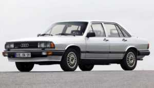 Audi 200 C2