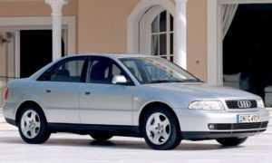Седан Audi A4 B5