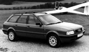 Универсал Audi 80 B4 Avant