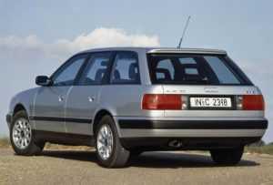 Универсал Audi 100 C4