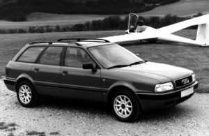 Универсал Audi 80 B4