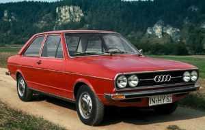 Седан Audi 80 B1