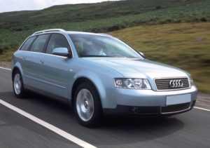 Универсал Audi A4 B6