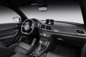 Салон Audi RS Q3