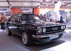 Седан Audi 80 B1 GT