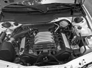 Двигатель Audi 100 C4