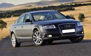 Седан Audi A6 C6