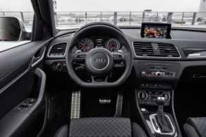 Салон Ауди RS Q3