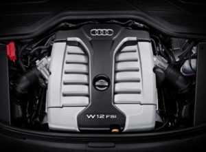 Двигатель W12 FSI