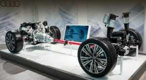 Базовая версия Audi A8 будет гибридной