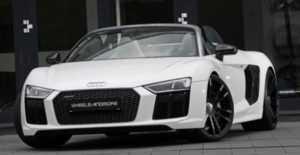 Тюнеры из ателье Wheelsandmore прокачали Audi R8
