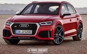 Audi RS Q5 будет иметь двигатель V6