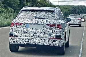 Будущая генерация Audi Q3