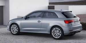 3-дверный хэтбек Audi A3 плохо продаётся