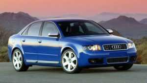 Седан Audi S4 B6/8H