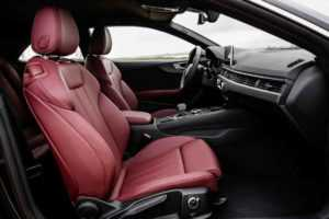Салон купе Ауди А5