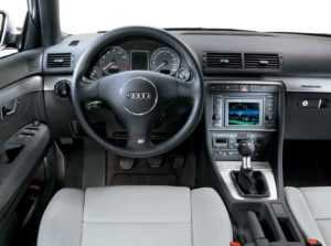 Салон Audi S4 B6/8H