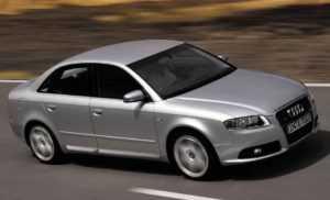 Седан Audi S4 B7/8E
