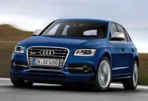 Audi SQ5 1 поколение