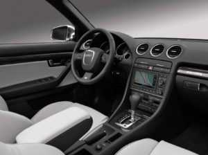 Салон Audi S4 B7/8E
