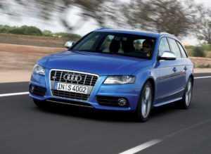 Универсал Audi S4 B8/8K