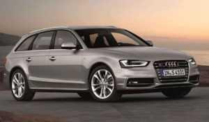 Универсал Audi S4 B8/8K рестайлинг