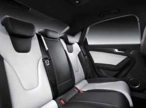 Салон Audi S4 B8/8K
