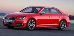 Седан Audi S4 B9