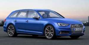 Универсал Audi S4 B9