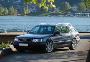 Audi S4 4A/C4 универсал