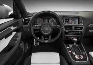 Салон Audi SQ5 1 поколения