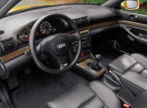 Салон Audi S4 B5/8D