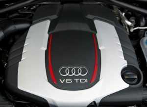 Дизель V6 TDI 3.0