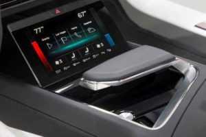 Интерьер Audi Q6 e-tron Quattro