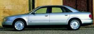 Audi A8 D2 рестайлинг