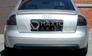 Спойлер на седан Ауди А6 С5 от Maxton Design