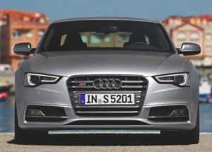 Audi S5 Coupe 8T рестайлинг